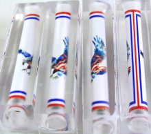 Tribal Eagle Pen Blank - Federal Kit