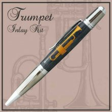 Trumpet Laser Inlay Kit - Sierra Pen Kit