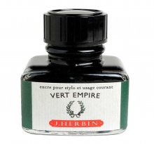 Vert Empire J. Herbin Bottled Ink (30ml)