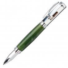 Vertex Bolt Action Pen Kit - Chrome