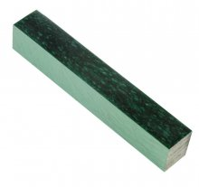 Kirinite Pen Blank - Green Ice