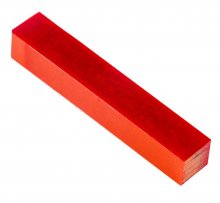 Kirinite Pen Blank - Strawberry Ice