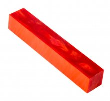 Kirinite Pen Blank - Strawberry Pearl
