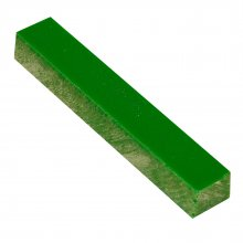 Solid Color Acrylic Pen Blanks (4 Pack) - Green