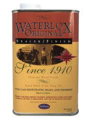 Waterlox Original Sealer and Finish - Quart