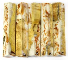 Willow Burl Hybrid Pen Blanks #11-15DD