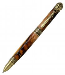 Yoga Pen Kit - Antique Brass
