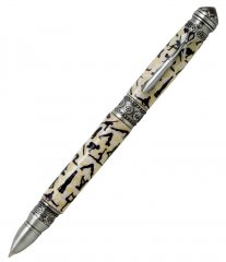 Yoga Pen Kit - Antique Pewter