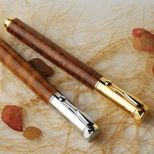 Zen Rollerball Pen Kit - 10KT Gold