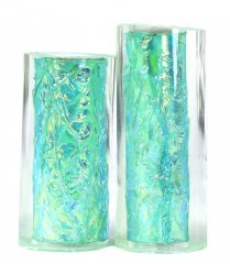 Abalone Opal FX Pen Blanks - Vertex Supreme Pen Kits