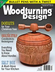 Woodturning Design Magazine - Choose Issue