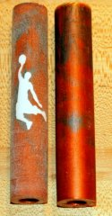 Athletes in Action Rotacrylic - Basketball pen blank