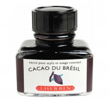 Cacao Du Bresil J. Herbin Bottled Ink (30ml)
