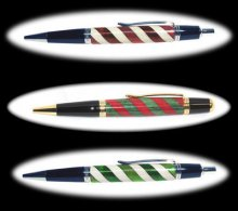 Candy Cane Inlay - Please Choose