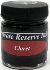 Private Reserve Bottled Ink 50ml - Claret