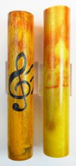 Treble Clef Rotacrylic Pen Blank