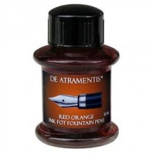 De Atramentis Red Orange