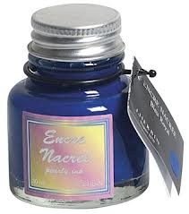 Pearlescent Ink - Royal Bleu