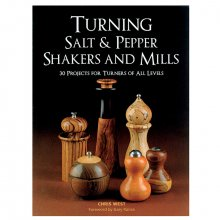 Turning Salt & Pepper Shakers & Mills