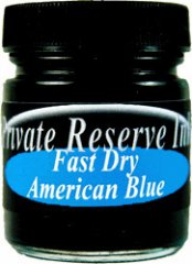 Private Reserve Fast Dry Bottled Ink 66ml - American Blue