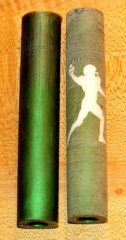 Athletes in Action Rotacrylic - Football pen blank