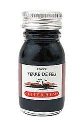 Terre De Feu J. Herbin Bottled Ink - Mini (10ml)