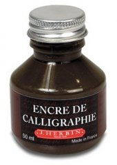 Calligraphy Ink - Brown