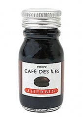 Cafe Des Iles J. Herbin Bottled Ink - Mini (10ml)
