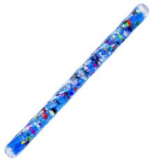 Oil Filled Kaleidoscope Wands - Blue