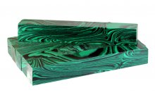 Malachite Faux-Stone Pen Blanks