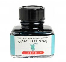 Diabolo Menthe J. Herbin Bottled Ink (30ml)