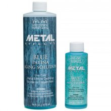 Modern Masters Metal Effects Aging Solution - Blue