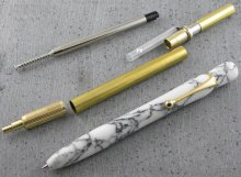 Nevus Ballpoint Kit - UpGrade Gold