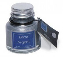 Pigmented Ink - Metallic Silver