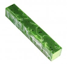 Kirinite Pen Blank - Pepper Jade