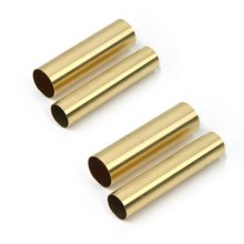 Brass Tube Sets (2 pk) - Art Deco RB & FTN