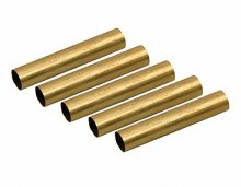 Brass Tube Sets (5 pk) - Executive Twist
