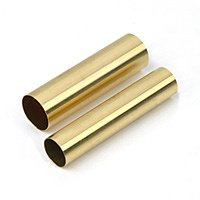 Brass Tube Set - Cigar Series (One set)