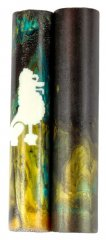 Pets on Parade Rotacrylic pen blank - Poodle