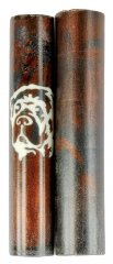 Pets on Parade Rotacrylic pen blank - Rottweiler