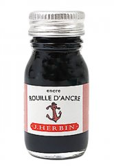 Rouille D'Ancre J. Herbin Bottled Ink - Mini (10ml)