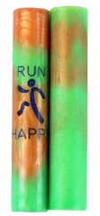 Athletes in Action Rotacrylic pen blank - Run Happy!