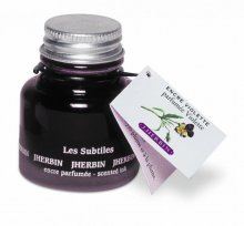 Violette Scented Fountain Pen Ink by J. Herbin