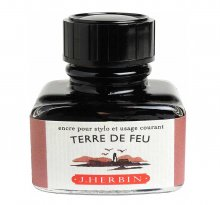 Terre De Feu J. Herbin Bottled Ink (30ml)