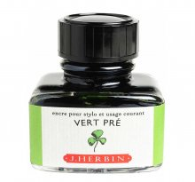 Vert Pre J. Herbin Bottled Ink (30ml)