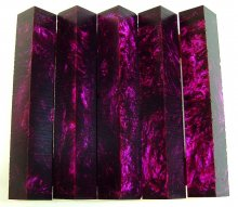 Mono Swirls Pen Blank - Wizard's Mist Purple