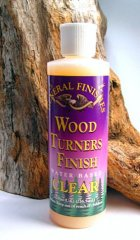 Woodturners Finish - Choose Size