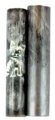 Pets on Parade Rotacrylic pen blank - Yorkshire Terrier