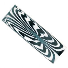 Zebra Pattern Bar Blank