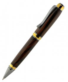 Cigar Hybrid Pen Kit - Black Ti & Ti Gold